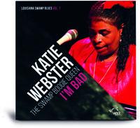 Katie Webster - I'M BAD  Louisiana Swamp Blues 7