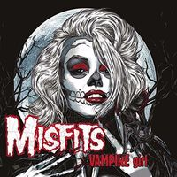 Misfits - Vampire Girl / Zombie Girl [CD Single]