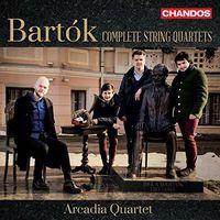 Arcadia Quartet - Complete String Quartets