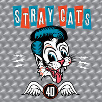 Stray Cats - 40 [LP]