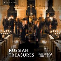 TENEBRAE - Russian Treasures