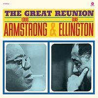 Louis Armstrong / Ellington,Duke - Great Reunion [180 Gram] [Remastered] (Spa)