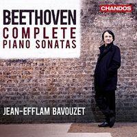 Jean-Efflam Bavouzet - Beethoven: Complete Piano Sonatas