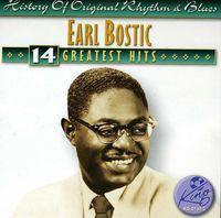 Earl Bostic - 14 Greatest Hits