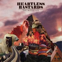 """Heartless Bastards - The Mountain [With 7""""]"""