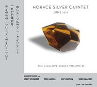 Horace Silver - June 1977 (Live Love Series 2)