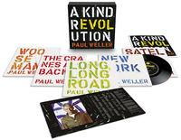 Paul Weller - A Kind Revolution [Deluxe 10 inch Vinyl Box Set]