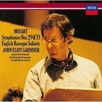 John Gardiner Eliot - Mozart: Symphonies No. 29 & No. 33 (Jpn) (Shm)