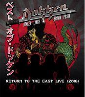 Dokken - Return To The East Live 2016 [Import Blu-ray]