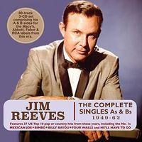 Jim Reeves - Complete Singles As & Bs 1949-62