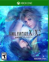 Xb1 Final Fantasy X - Final Fantasy XX-2 HD Remaster for Xbox One