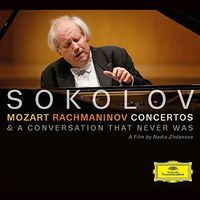 Grigory Sokolov - Mozart / Rachmaninoff: Concertos A Conversation