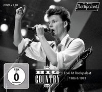 Big Country - Live At Rockpalast (W/Dvd) (Box)