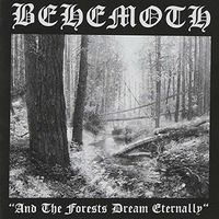Behemoth - & The Forests Dream Eternally [Clear Vinyl] (Uk)