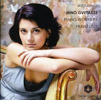 Nino Gvetadze - Piano Works By Franz Liszt