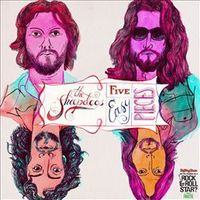 The Sheepdogs - Five Easy Pieces Ep [Import]