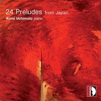 Yamauchi / Uchimoto - 24 Preludes from Japan