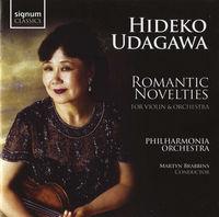 Hideko Udagawa - Romantic Novelties