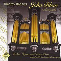 W. LAWES - John Blow & His Pupils
