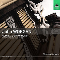 W. LAWES - Complete Organ Music