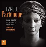 Philippe Jaroussky - Partenope