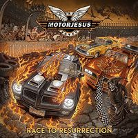Motorjesus - Race To Resurrection (Blk) [Limited Edition]