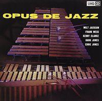 Milt Jackson - Opus De Jazz (Jpn)