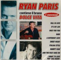 Ryan Paris - I Successi: Dolce Vita