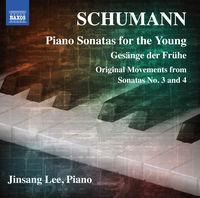 Schumann / Lee - Schumann: Piano Sonatas for the Young