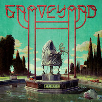 Graveyard - Peace [Limited Edition Red w/ White Splatter LP]