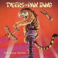 Tygers Of Pan Tang - Mca Years (Ita)