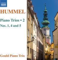 Gould Piano Trio - Pno Trios 2