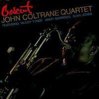 John Coltrane - Crescent (reissue)
