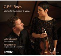 Leila Schayegh - Works for Keyboard & Violin