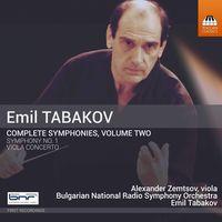 Emil Tabakov - Emil Tabakov: Complete Symphonies, 2