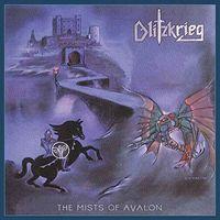 Blitzkrieg - Mists Of Avalon (Blue) [Colored Vinyl] (Uk)