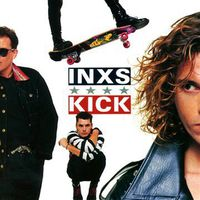 INXS - Kick [Import LP]