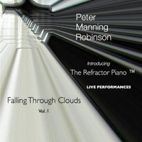 PETER MANNING ROBINSON - Falling Through Clouds 1