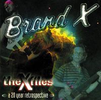 Brand X - X-Files - A 20 Year Retrospective (Uk)