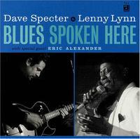 Dave Specter - Blues Spoken Here