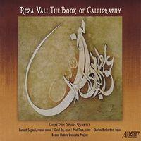 Carpe Diem String Quartet - Reza Vali: Book of Calligraphy