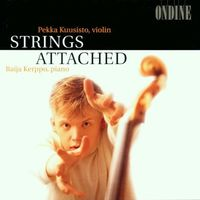 Pekka Kuusisto - Kuusisto, Pekka: Strings Attached