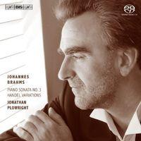 Jonathan Plowright - Piano Sonata 3 in F Min Op 5 / Variations & Fugue