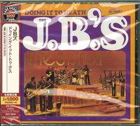 JBs - Doing It To Death (Jpn)