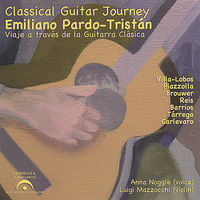 Emiliano Pardo-Tristan - Classical Guitar Journey