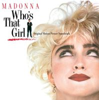 Madonna - Who's That Girl (Back To The 80's Exclusive) [Indie Exclusive Limited Edition LP]