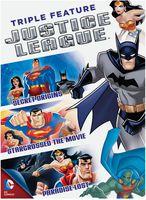 Justice League - Justice League Triple Feature