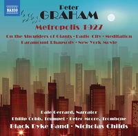 Black Dyke Band - Metropolis 1927 / Radio City