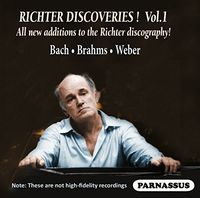 Sviatoslav Richter - Richter Discoveries! Vol. 1