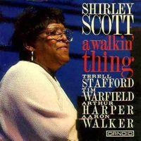 Shirley Scott - Walkin' Thing